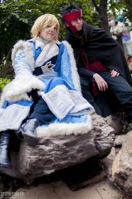 Fai D. Flowright / Yuui from Tsubasa: Reservoir Chronicle by VintageAerith
