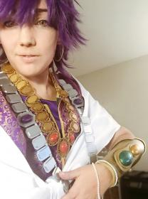 Sinbad from Magi Labyrinth of Magic worn by VintageAerith