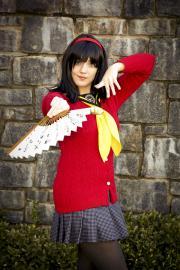 Yukiko Amagi from Persona 4 worn by VintageAerith