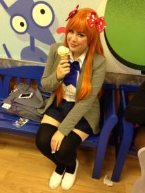 Chiyo Sakura from Monthly Girls' Nozaki-kun worn by Bishoujo Senshi