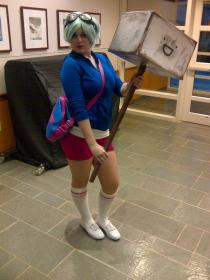Ramona Flowers from Scott Pilgrim worn by Bishoujo Senshi