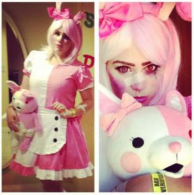 Monomi from Super Dangan Ronpa 2 worn by Bishoujo Senshi