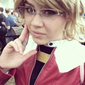 Barnaby Brooks Jr. / Bunny from Tiger and Bunny worn by Bishoujo Senshi