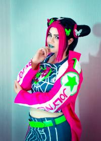 Jolyne Kujo from Jojo's Bizarre Adventure