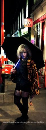 Pris from Blade Runner worn by Shirak