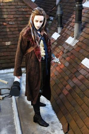 Graverobber from Repo the Genetic Opera worn by Shirak