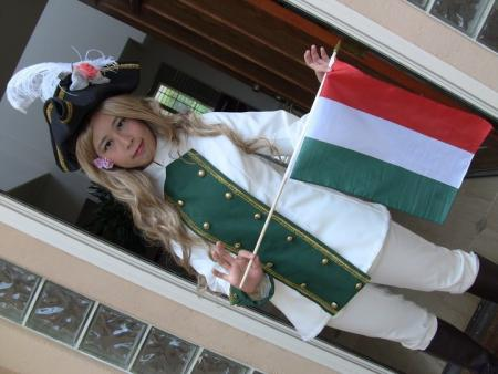 Hungary / Elizabeta Héderváry from Axis Powers Hetalia