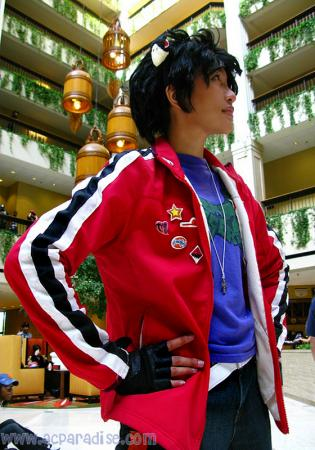 Itsuki Minami from Air Gear worn by Havenaims