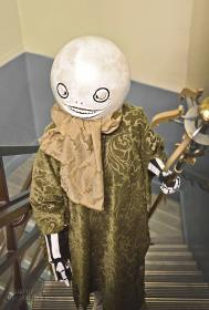 Emil from Nier worn by Havenaims