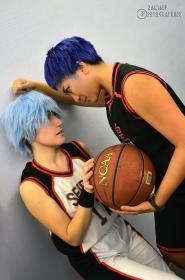 Aomine Daiki from Kuroko's Basketball worn by Havenaims