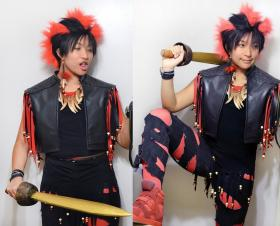 Rufio from Hook worn by Havenaims