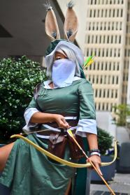 Viera Sniper from Final Fantasy Tactics A2 worn by Havenaims