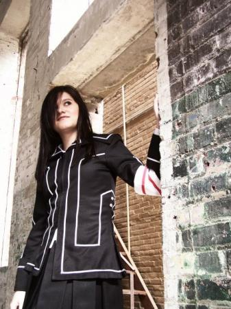 Yūki Cross from Vampire Knight worn by Pink Pariah