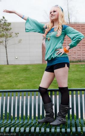 Sheryl Nome from Macross Frontier worn by Pink Pariah