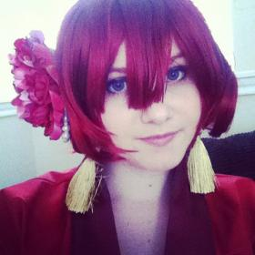 Yona from Akatsuki no Yona worn by Pink Pariah