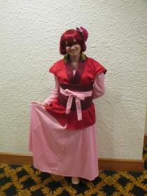 Yona from Akatsuki no Yona worn by Pink Pariah