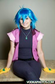 Allenby Beardsley from Mobile Fighter G Gundam by Pink Pariah