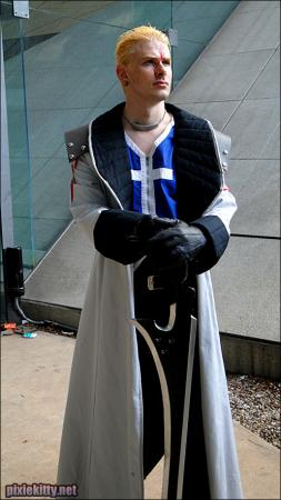 Seifer Almasy from Final Fantasy VIII (Worn by Neon Genocide)