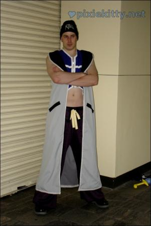 Seifer Almasy from Kingdom Hearts 2 (Worn by Neon Genocide)