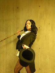 Zatanna Zatarra from DC Comics