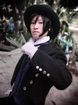 Sebastian Michaelis from Black Butler worn by mayumi
