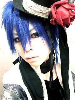 Kaito from Vocaloid worn by きゅきゅ-kyukyu-