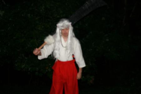 Inuyasha from Inuyasha worn by 59CustomCad