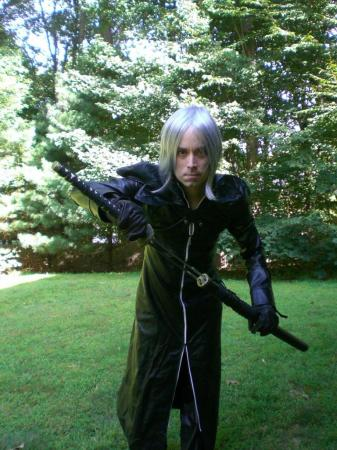 Kadaj from Final Fantasy VII: Advent Children worn by 59CustomCad