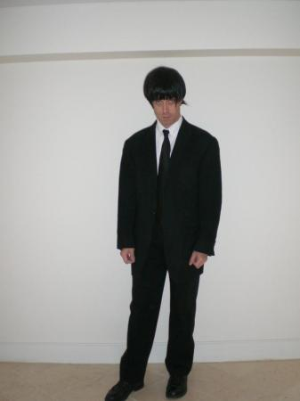 Matsuda Touda from Death Note worn by 59CustomCad