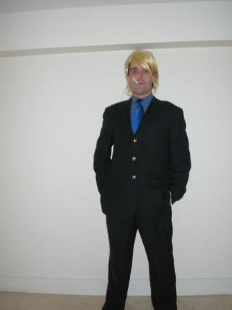 Sanji from One Piece worn by 59CustomCad