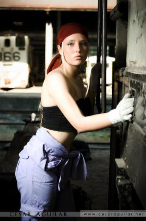 Winry Rockbell from Fullmetal Alchemist