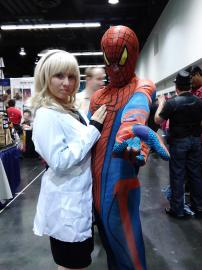 Spiderman from Spider-man