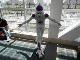 Frieza / Freeza from Dragonball Z worn by Black Gokou