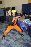 Naruto Uzumaki from Naruto Shipp&#363;den
