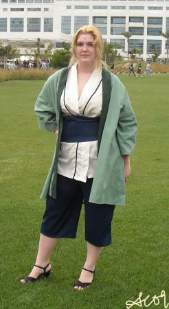 Tsunade from Naruto