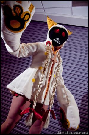 Taokaka from BlazBlue: Calamity Trigger worn by Helena Invictus