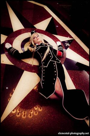 Caterina Sforza from Trinity Blood worn by Helena Invictus