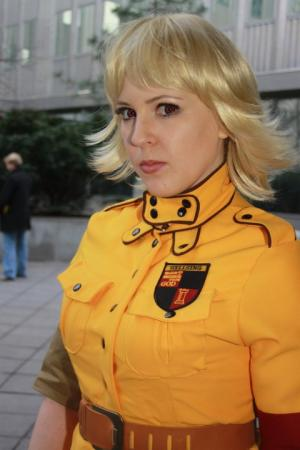 Victoria Seras from Hellsing worn by Helena Invictus