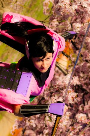 Momohime from Muramasa: The Demon Blade worn by Angel Kawaii