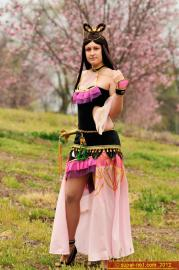 Diao Chan from Dynasty Warriors 7 worn by Angel Kawaii
