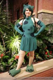 Bulbasaur from Pokemon worn by Ashbrie