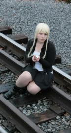 Winry Rockbell from FullMetal Alchemist: Brotherhood worn by Narnian