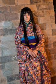 Enma Ai from Jigoku Shoujo worn by Rydia