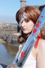 Beatrix from Final Fantasy IX worn by Rydia