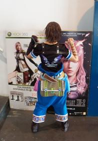 Noel Kreiss from Final Fantasy XIII-2 worn by Rydia