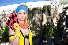 Rikku from Final Fantasy X-2 worn by Rydia