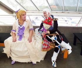 Setzer Gabbiani from Final Fantasy VI  by Rydia