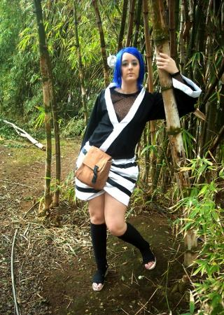 Konan from Naruto Shippūden worn by Rydia