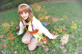 Leia Rolando from Tales of Xillia  by Rydia