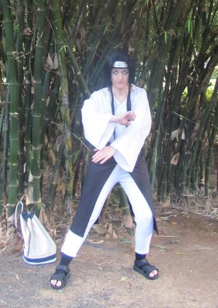 Neji Hyuuga from Naruto Shippūden worn by Rydia